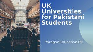uk universities for pakistani students